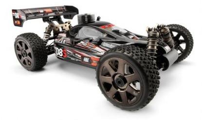 Автомобиль HPI D8S Nitro Buggy 4WD 1:8 2.4GHz (RTR Version)