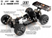 Автомобиль HPI D8S Nitro Buggy 4WD 1:8 2.4GHz (RTR Version)-фото 3