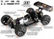 Автомобиль HPI D8S Nitro Buggy 4WD 1:8 2.4GHz (RTR Version)-фото 3