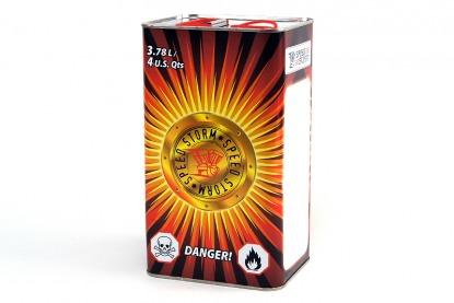 Топливо Speed Storm 25% Nitro, 10 % масла, объём 3,8 л