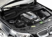 Масштабная модель автомобиля BMW 550i-фото 1