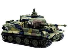 Танк микро р/у 1:72 Tiger со звуком!-фото 2