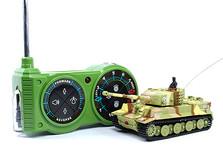 Танк микро р/у 1:72 Tiger со звуком!-фото 9