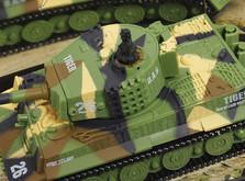 Танк микро р/у 1:72 Tiger со звуком!-фото 7