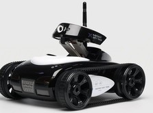 Танк-шпион I-Spy с камерой WiFi-фото 7