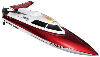 Катер на радиоуправлении Racing Boat FT007 2.4GHz