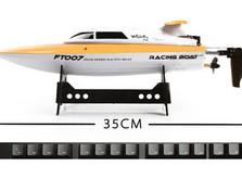 Катер на радиоуправлении Racing Boat FT007 2.4GHz-фото 3