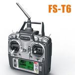 Аппаратура управления 6-канальная FlySky FS-T6 2.4GHz