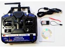 Аппаратура управления 6-канальная FlySky FS-CT6B-фото 3