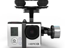 Подвес Walkera G-2D гиростабилизационный для камер GoPro iLook Sony-фото 1