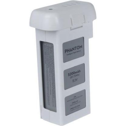 Аккумулятор для квадрокоптера DJI Phanom второго поколения LiPo 11.1V 5200 mAh