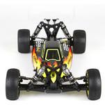 Радиоуправляемый гоночный автомобиль Losi TLR 22-4 Electric Race Buggy 1/10 4WD 419.1 мм KIT