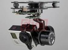 Трехосевой подвес DYS Smart3 для камер GoPro-фото 5