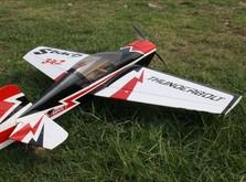 Пилотажный самолет Sonic Modell Sbach 342 Balsa Electric 30E копия 1240мм KIT-фото 3