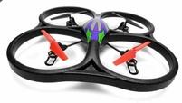 """Квадрокоптер WL Toys V333 """"Cyclone"""" купить. Квадрокоптеры в интернет-магазине Тяга. Радиоуправляемые модели."""