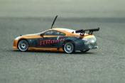 Радиоуправляемая модель SPARROWHAWK DX II Nissan 350Z Orange-фото 2