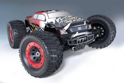 Модель монстр-трака MT-4 G3