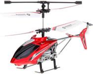 Вертолет Микроша UDIRC U807 155мм, 3CH, гироскоп, IR, красный (Metal RTF)