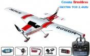 Модель самолета на радиоуправлении  Cessna 182 RTF-фото 9