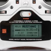 Аппаратура радиоуправления Spektrum  DX6I 2,4GHz-фото 1