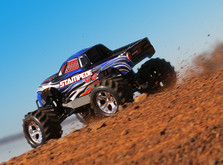 Монстр Traxxas Stampede  Brushless 4WD масштаб 1:10-фото 3