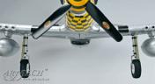 Радиоуправляемая модель самолета P-51D Mustang  Art-Tech-фото 2