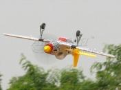 Cамолет на радиоуправлении Art-Tech P-51D Mustang 400CL-фото 6