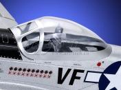 Cамолет на радиоуправлении Art-Tech P-51D Mustang 400CL-фото 9