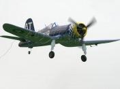 Радиоуправляемая модель самолета F4U Corsair 200CL 2.4GHz (RTF Version)-фото 11