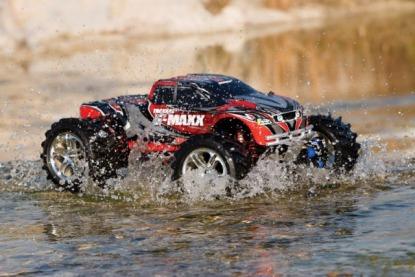 Радиоуправляемая модель авто Traxxas E-Maxx EVX-2 4WD 1:10 EP 2.4Ghz
