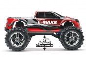 Радиоуправляемая модель авто Traxxas E-Maxx EVX-2 4WD 1:10 EP 2.4Ghz-фото 1