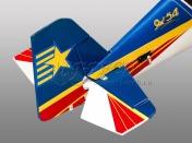 Радиоуправляемая модель пилотажного самолета  Art-Tech Як-54 2.4GHz RTF-фото 1
