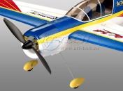 Радиоуправляемая модель пилотажного самолета  Art-Tech Як-54 2.4GHz RTF-фото 3