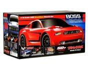 Модель на радиоуправлении Traxxas Ford Mustang Boss 302 VXL 4WD 1:16 EP 2.4Ghz-фото 1