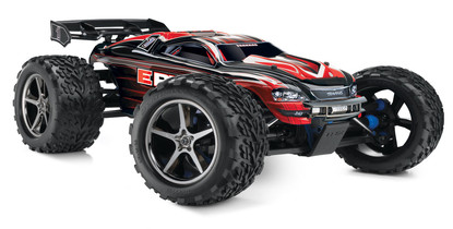 Автомобиль Traxxas E-Revo Monster 1:10 RTR