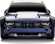 Радиоуправляемая модель автомобиля Traxxas Ford Mustang Boss 302 XL-2.5 4WD 1:16 EP-фото 4