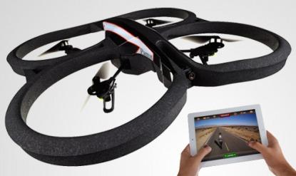Квадрокоптер AR.Drone 2