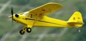 Радиоуправляемая модель самолета Paper J3 2.4GHz-фото 2