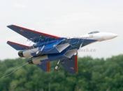 Радиоуправляемая модель реактивного самолета  Су-27 2.4GHz (RTF Version)-фото 2