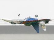 Радиоуправляемая модель реактивного самолета  Су-27 2.4GHz (RTF Version)-фото 6