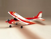 KYOSHO 40 TRAINER CALMATO CARDINAL RED
