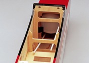 KYOSHO 40 TRAINER CALMATO CARDINAL RED-фото 3