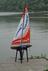 Парусная яхта на радиоуправлении  Legend RC 2.4 Ghz (RTR Version)-фото 5