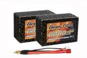 Купить аккумулятор Аккумулятор AE Gens Ace Li-Po battery 7.4V 6000 mAh 2S3P 25C Hard Case  в магазине Тяга! Огромный выбор аккумуляторов, зарядных устройств для радиоуправляемых моделей!