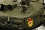 Танк на радиоуправлении  T72 M1 1:24 Airsoft (Khaki RTR Version)-фото 9