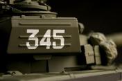 Танк на радиоуправлении  T72 M1 1:24 Airsoft (Khaki RTR Version)-фото 10