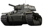 Радиоуправляемый танк KV-1B Airsoft/JR-фото 2