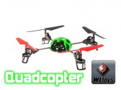 Миниквадрокоптер WLtoys V929 Beetle 4CH 2.4Ghz