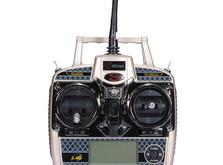 Радиоуправляемый вертолет WLToys V977 6CH 2.4GHz 3D FBL CP BL-фото 6