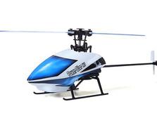 Радиоуправляемый вертолет WLToys V977 6CH 2.4GHz 3D FBL CP BL-фото 1